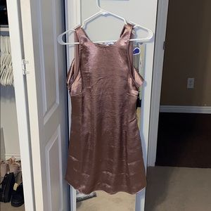 """Free people """"After hours mini slip"""" dress"""